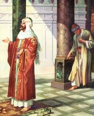 farizej i carinik